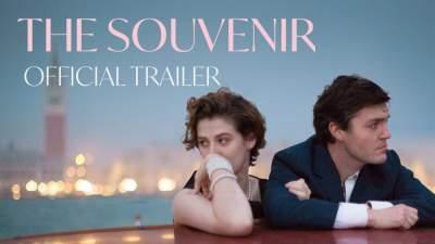 The Souvenir 2019 Full Movie Hindi Dubbed Dual Audio 480p HD