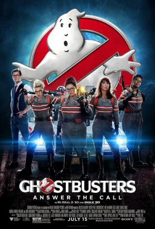 Ghostbusters [2016] [DVDR] [NTSC] [Latino]