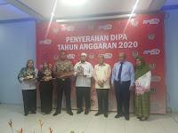 Polres Berau Terima Penghargaan Dari Direktorat DJP Provinsi Kaltim