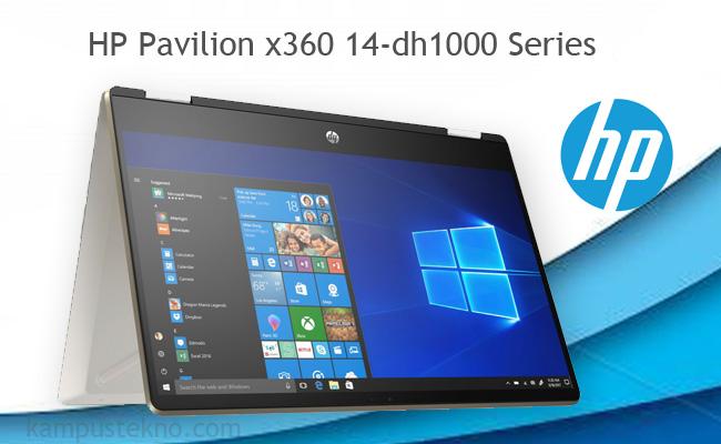 Review Harga Spesifikasi HP Pavilion x360 14-dh1000 Series Terbaru