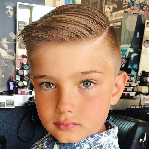 Cool Haircut For Boys 2018