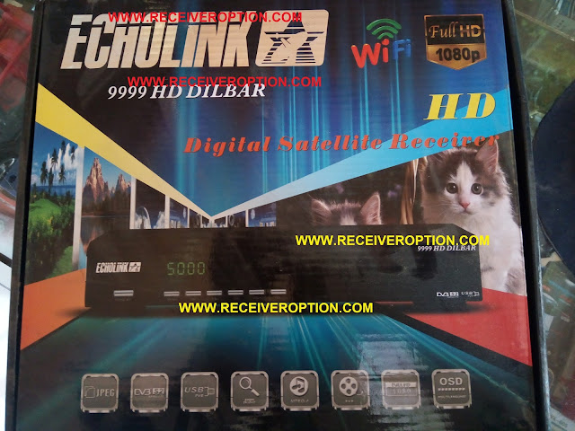 HOW TO ENTER CLINE IN ECHOLINK 9999 HD DILBAR RECEIVER