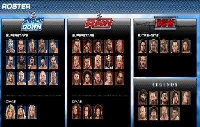 WWE SmackDown vs. Raw 2008 - GameSpot