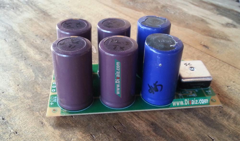 Cara Merakit Power Supply Untuk Power Amplifier Watt Besar