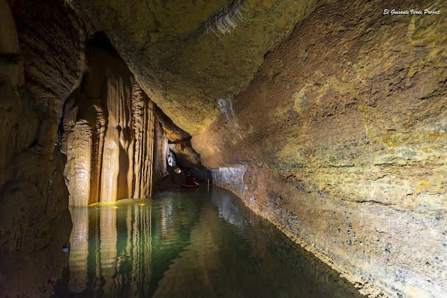Cueva de Trabuc (2) - Francia, por El Guisante Verde Project