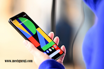Google Pixel 4, Pixel 4 XL Launched Full Specifications