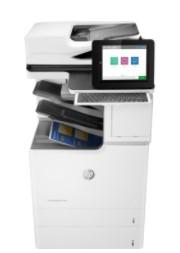Imprimante Pilotes HP Color LaserJet Managed MFP E67560 Télécharger