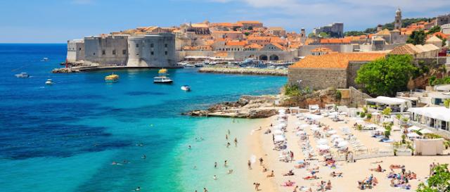 В поле зрения Хорватия