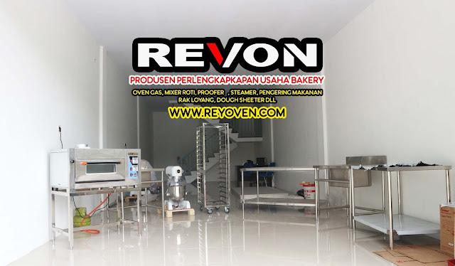 Alamat REVON (Reyoven- Produsen Oven Gas Stainless Steel)