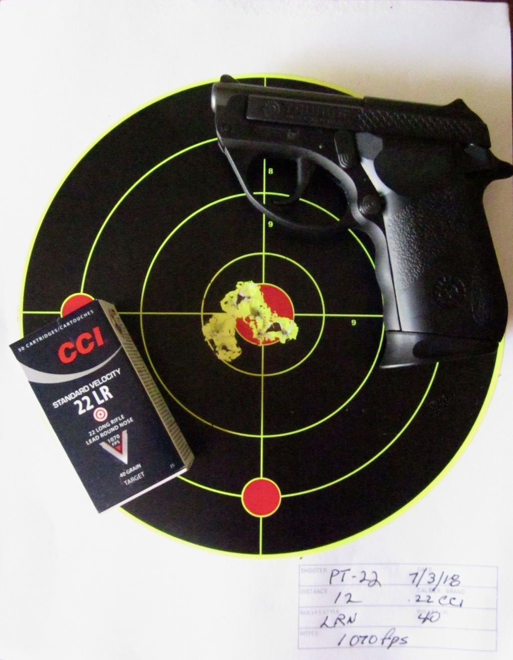 Welcome Gnu Linux Users Review Taurus Pt 22 Poly Tips Tricks 25 Acp Schematic The Blued Version Which Ive Named Peppa Took A Little Over 400 Rounds To Break In Be Able Shoot Standard Velocity Rimfire Reliably