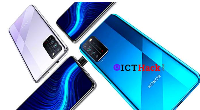 Honor X20 Smartphone Feature Mediatek Dimensity 1200 Soc leak