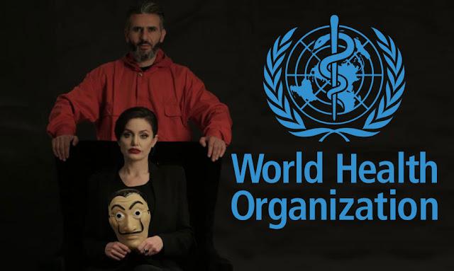 """منظمة الصحة العالمية تطالب وزارة الصحة بايقاف بث الكاميرا الخفية """"أنجيلينا 19 ـ Angelina19"""