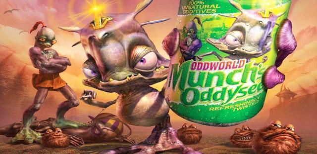 Oferta de la Semana: Oddworld: Munch's Oddysee $1