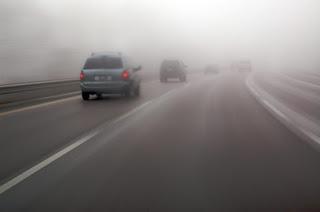 Vožnja u magli