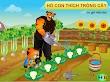 Truyện tranh Hổ con thích trồng cây