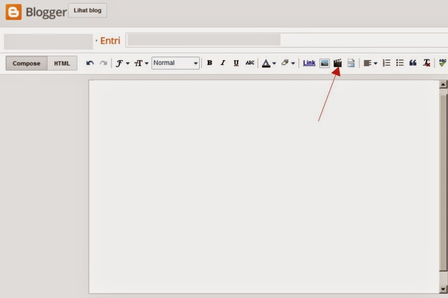How to insert videos into blog posts