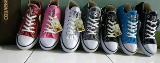 Toko Olshop Penjual Sepatu Converse All Star KW  2c84771d3b
