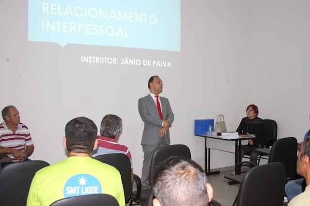 Senador Canedo: SMT inicia cursos para motoristas