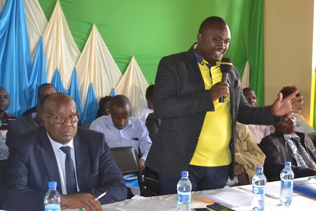 Philip Mumo county executive