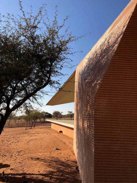 The Hunting Game Lodge in Namibia by Slee & Co Architects