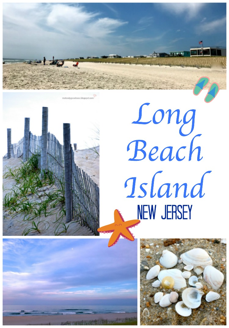 Long Beach Island, NJ | Ms. Toody Goo Shoes