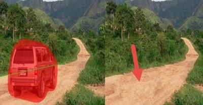 ازالة الاجزاء الغير المرغوب بها من الصور بسهولة