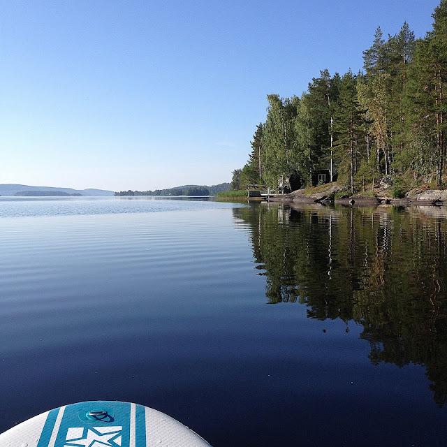 järvi, maisema