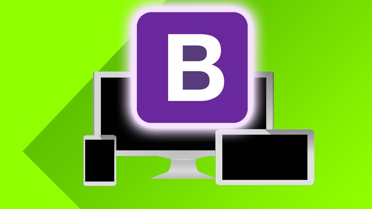 How to Create a Website using Bootstrap 4 - Udemy course
