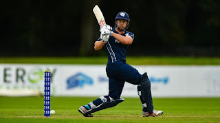 George Munsey 127* - Netherlands vs Scotland 2nd Match Tri-Nation T20I Series 2019 Highlights