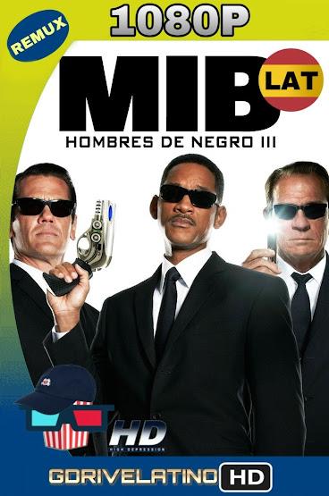 Hombres de Negro 3 (2012) BDRemux 1080p Latino-Ingles MKV