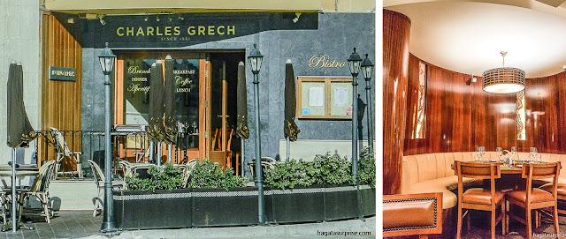 Restaurante em Malta: Charles Grech Bistro, Sliema