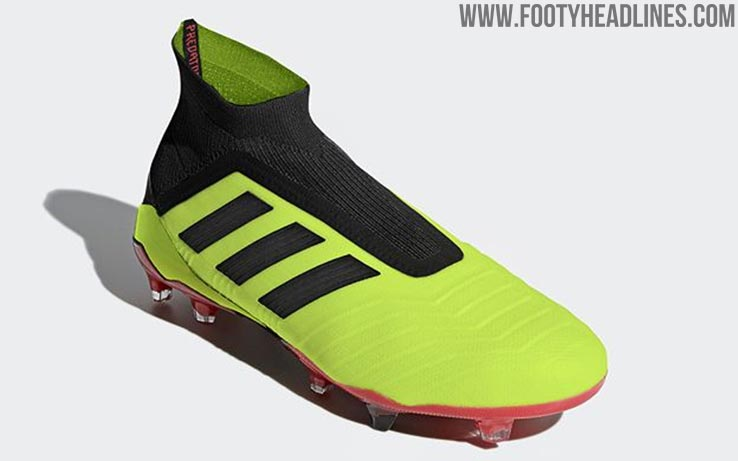 Adidas 2018 World Cup Energy Mode Boots Collection Leaked ...