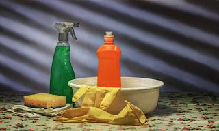 Produk Rumah Tangga Untuk Bahan Cairan Disinfektan Alternataif