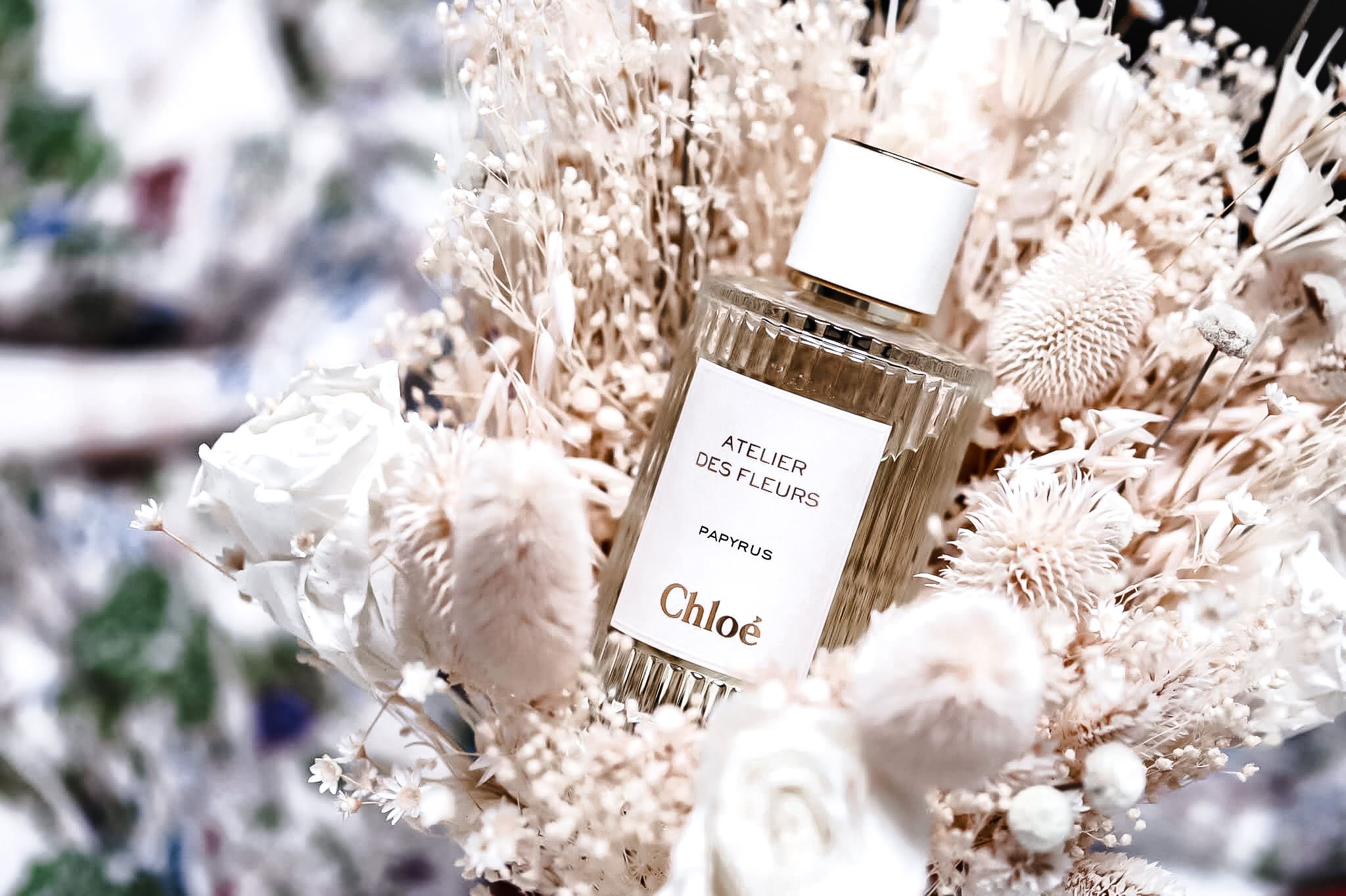 Chloé Atelier des Fleurs Papyrus