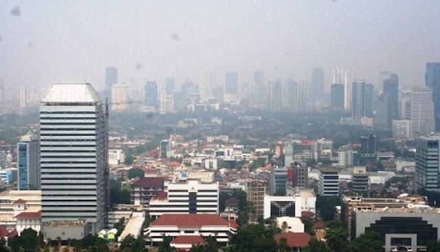 Jelang ASIAN Games, Kwalitas Udara Jakarta Mengkhawatirkan