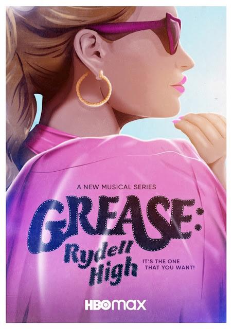 Poster de 'Grease: Rydell High' de HBO Max
