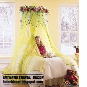 yellow canopy bed for girls, canopy beds for girls room
