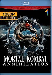Mortal Kombat: Aniquilación (1997) [1080p BRrip] [Latino-Inglés] [LaPipiotaHD]