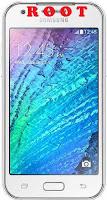 Root Samsung Galaxy J1 J100H