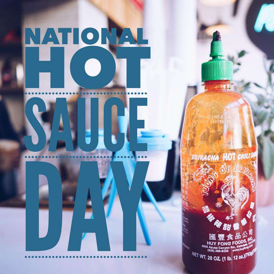 National Hot Sauce Day Wishes Lovely Pics