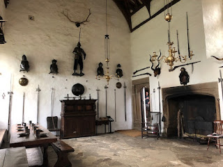 Cotehele Great Hall