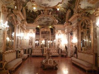 Sala de Baile. Museo Cerralbo
