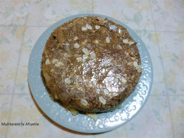 Kastamonu'nun geleneksel yemekleri