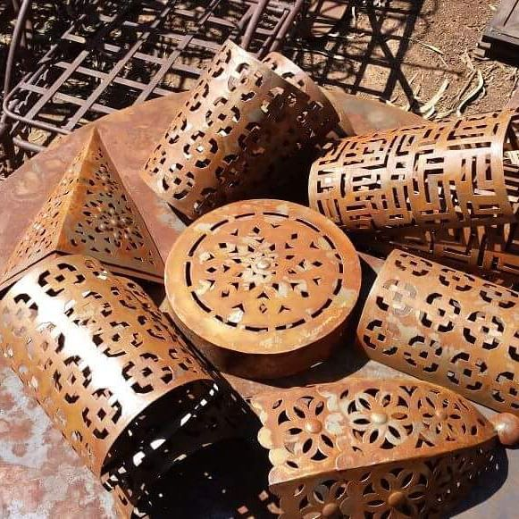 Applique Marocain en métal