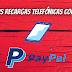 Aprende a enviar recargas telefónicas con PayPal