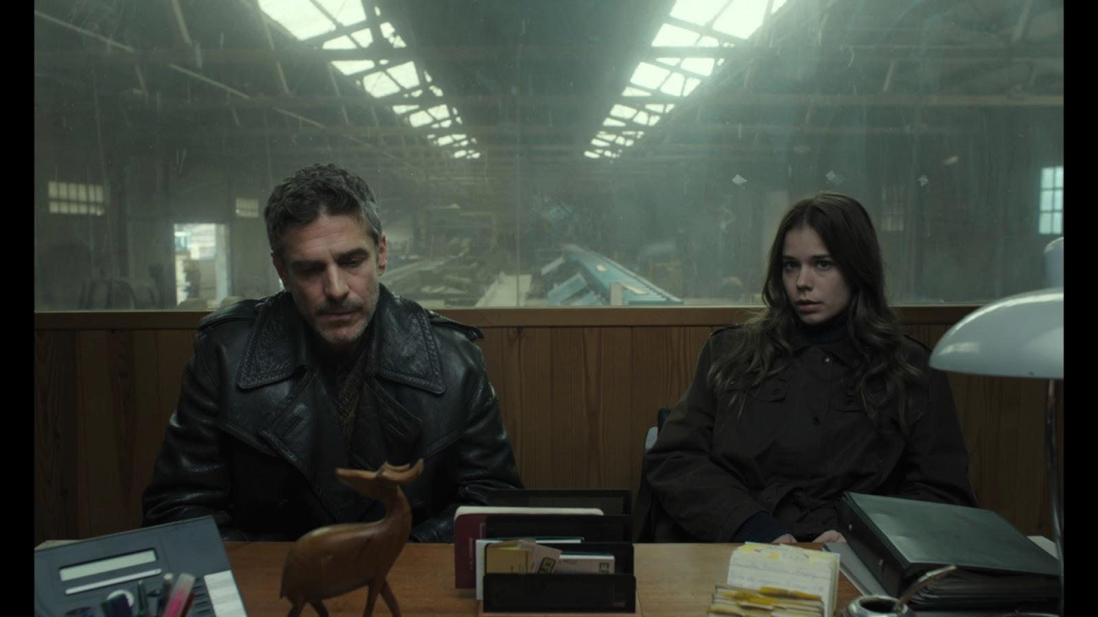 Nieve Negra (2017) 1080p Español Latino captura 2