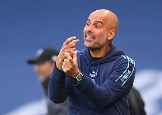 Pep Guardiola confident Man City will avoid a two-season ban from European