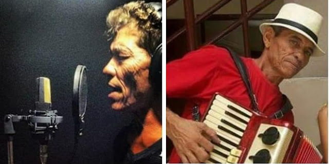 Forró de Luto: Morre Tatinho do Acordeon