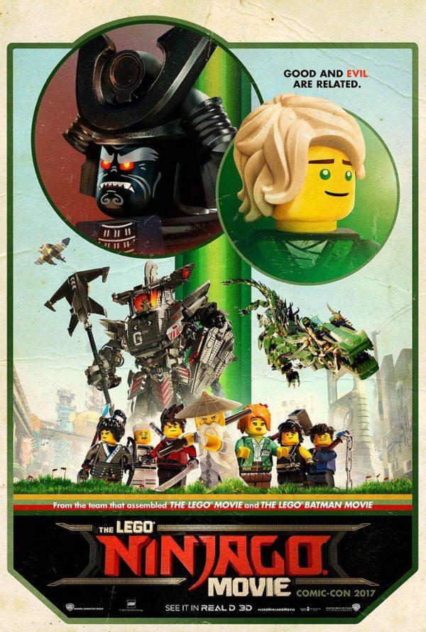The LEGO Ninjago Movie (2017) เดอะ เลโก้ นินจาโก มูฟวี่