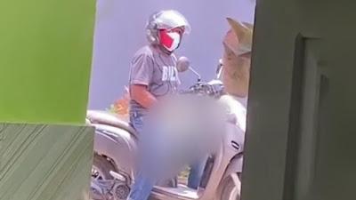 Waduh, Pelaku Teror Pamer Alat Kelamin Beraksi di Bone